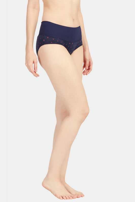 Sonari 1602 women's high waist cotton full briefs panties