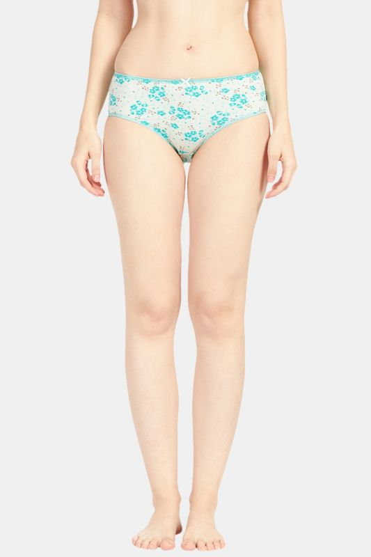 Sonari 2323 women's cotton blend hipsters pack of 3 panties